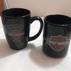 Harley Davidson coffee Mugs
